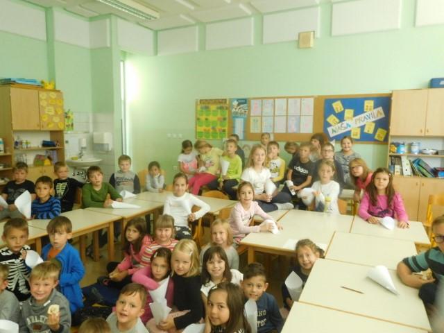 Teden otroka v OPB na matični šoli