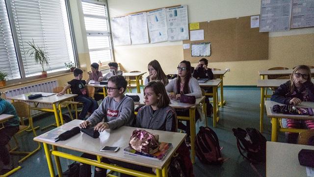 Delo v projektu Erasmus+