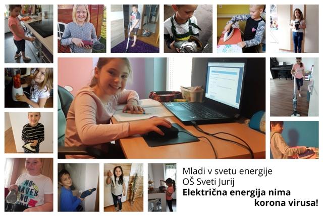 MLADI V SVETU ENERGIJE – projekt Eko šole